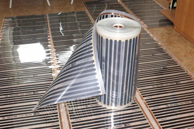 Пленочный электрический теплый пол