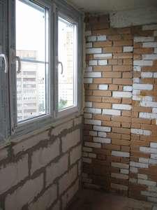 Пеноблок для возведения балконного парапета также будет неплохим решением