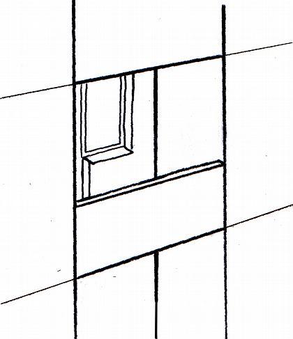 Встроенная в здание лоджия – определение по внешнему виду