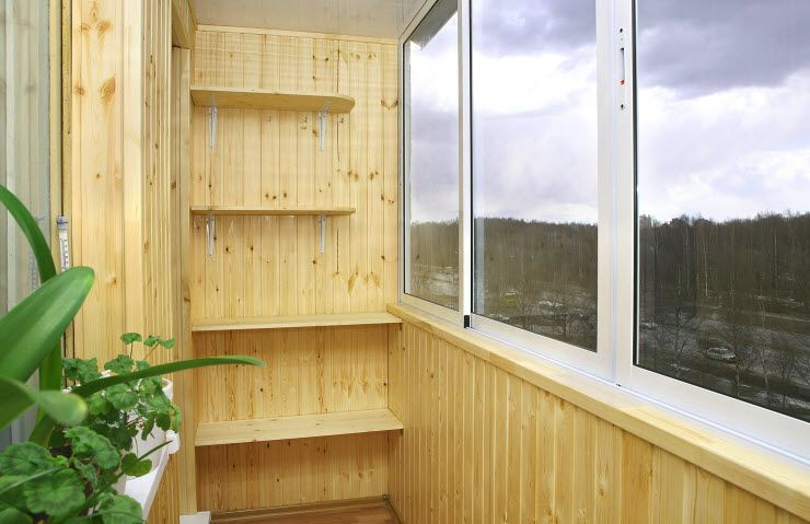 фальш окна на кухне