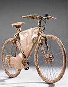 Защита велосипеда от солнечных лучей при хранении