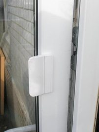Не закрывающаяся дверь на балконе