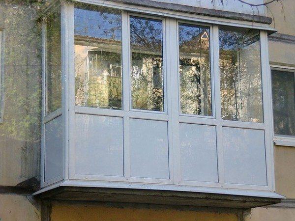 обшиваем балкон