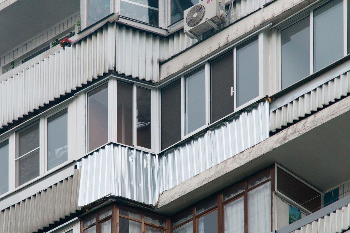 Остекление балкона п44т стоимость в московской области..