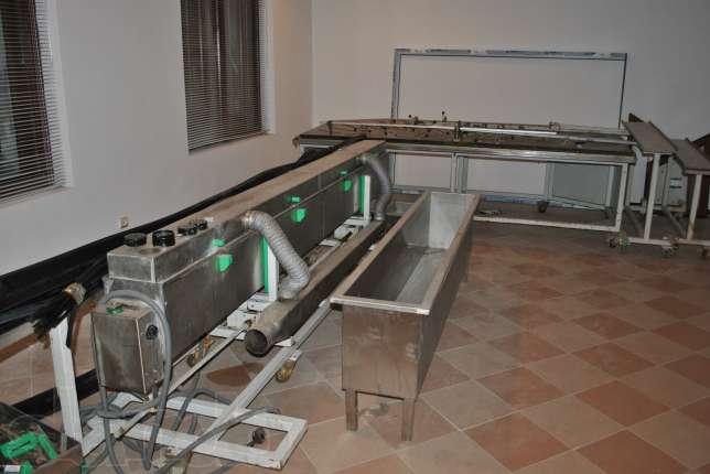 Оборудование для изготовления окон ПВХ
