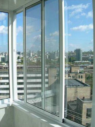 остеклинение балконов
