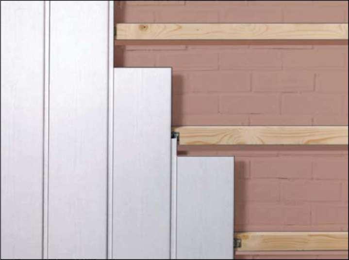 Принцип монтажа деревянного каркаса