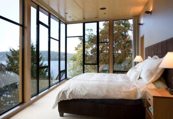 Панорамный вид украсит любое жилье
