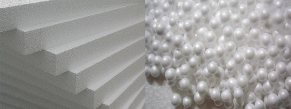 Пенопласт — легкий полимерный материал с нулевой паропроницаемостью, что ограничивает его область применения