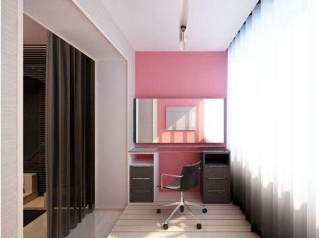 Рациональное использование лоджии – полноценная часть квартиры