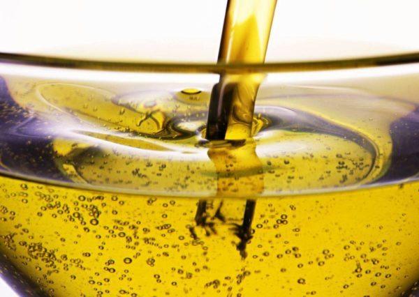 Растительное масло должно быть не отстоянным