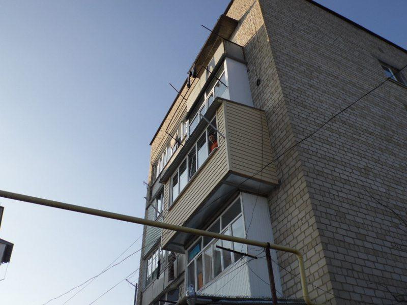 Чем балкон отличается от лоджии: основная разница.