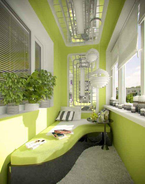 Стильная комната для приятного времяпровождения