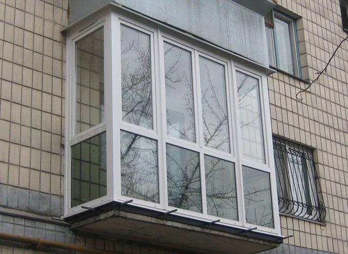 строительство балкона