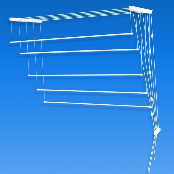 Вешалка для белья на балкон лиана