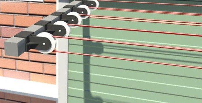 сушилка на балкон для белья