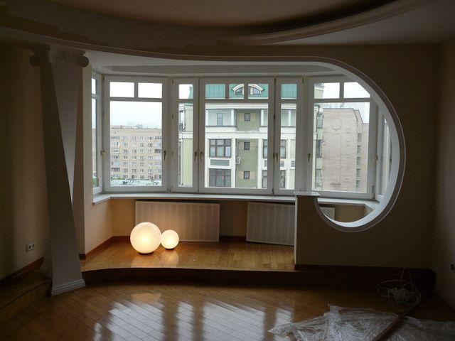 Декораторские светильники для зоны балкона