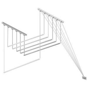 Потолочные сушилки для белья на балкон: 7 советов по выбору и вариант самодельной конструкции
