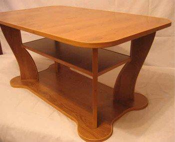 Такой столик для лоджии вполне можно сделать своими руками