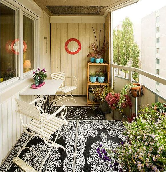Вместо склада ненужных вещей – уютная комната