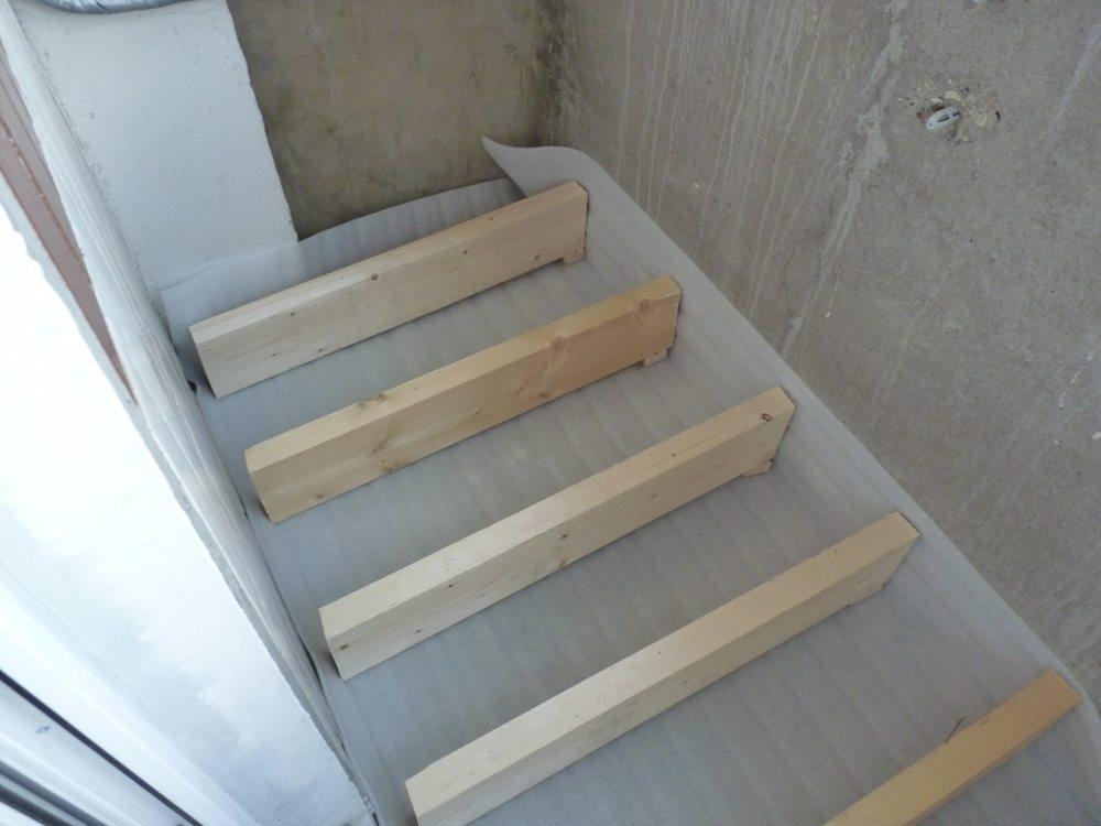Как утеплить балкон изнутри своими руками: варианты.