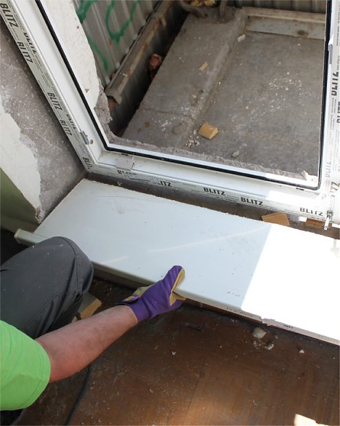 Пластиковые балконы установка своими руками