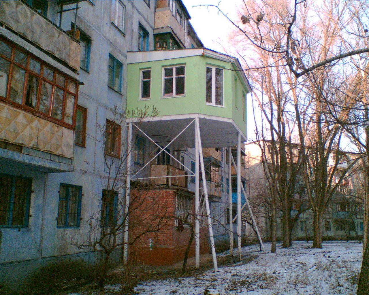 Разрешение на постройку балкона: как получить документы.